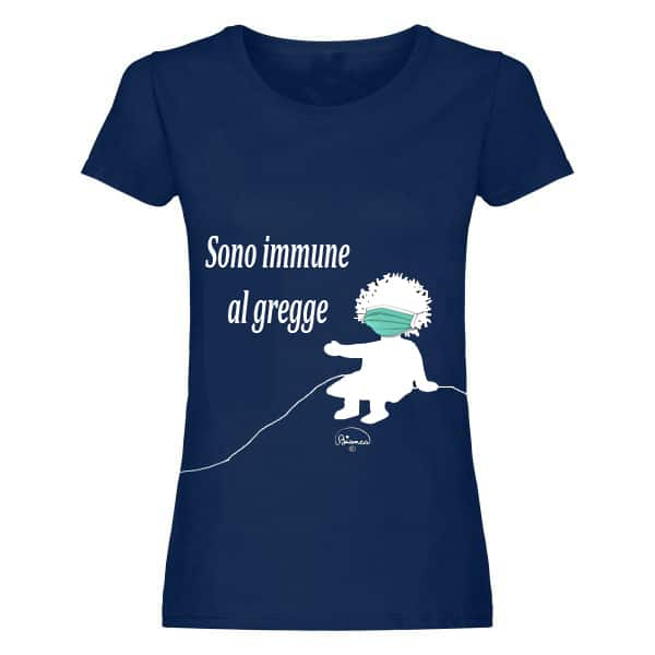 Ejemplo camiseta con dibujo animado