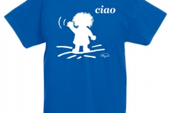 ciao 2 t-shirt bimbo