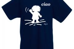 ciao t-shirt bimbo