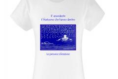 le persone silenziose t-shirt donna
