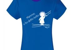 mamme t-shirt donna