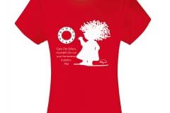 ora solare t-shirt donna