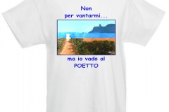 poetto t-shirt bimbo