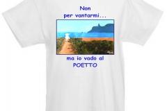 poetto t-shirt bimbo