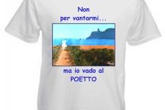 poetto t-shirt uomo