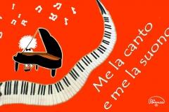 Il pianista 40x30